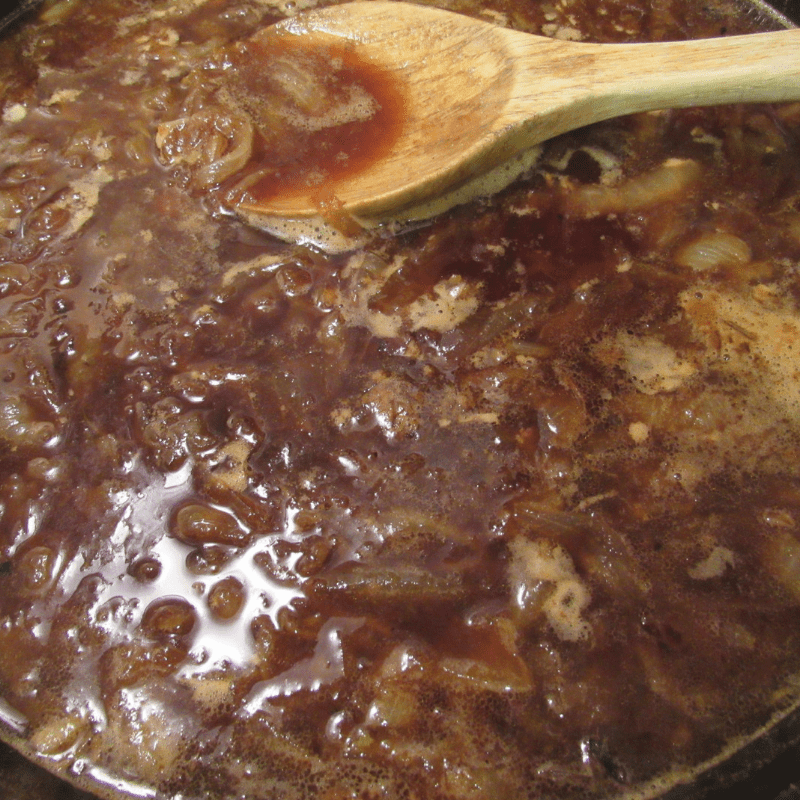Step By Step French Onion Soup Recipe Tutorial