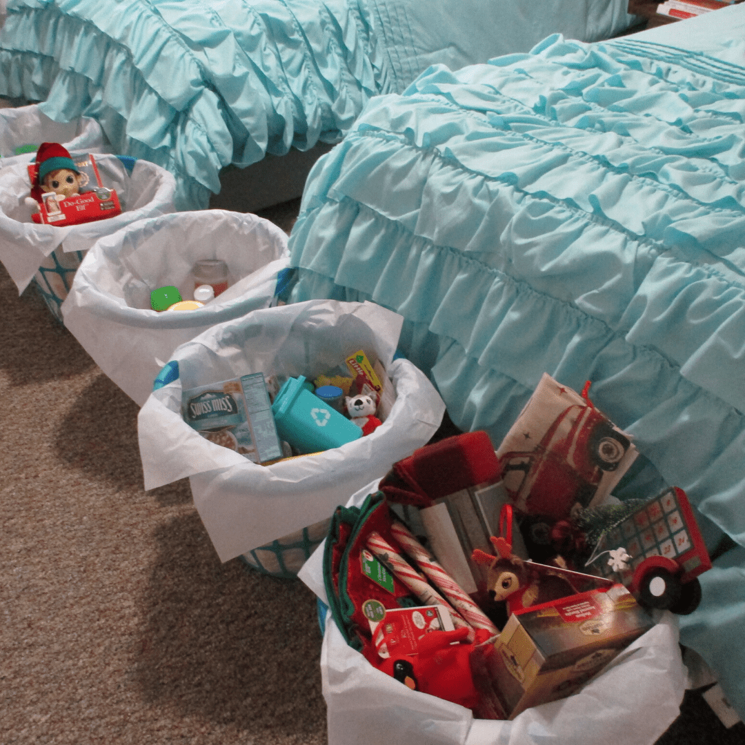 D.I.Y. Gift Basket Ideas For Families