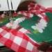 DIY Christmas Felt Pillow Cover